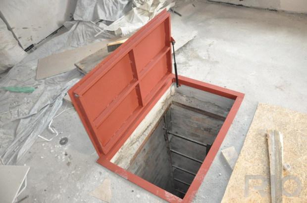 люк на подвал в туле